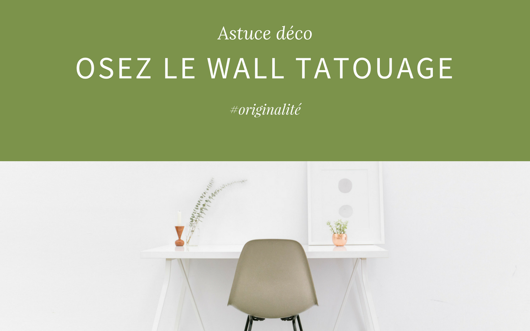 Wall tatouage !