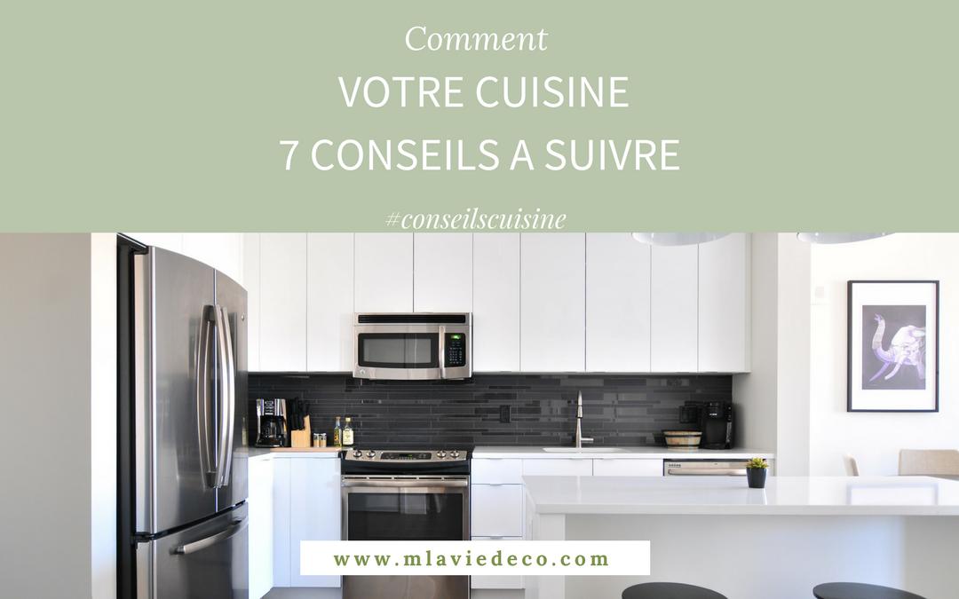 Agencement cuisine 7 conseils pour r ussir votre projet - Cuisine agencement conseil ...
