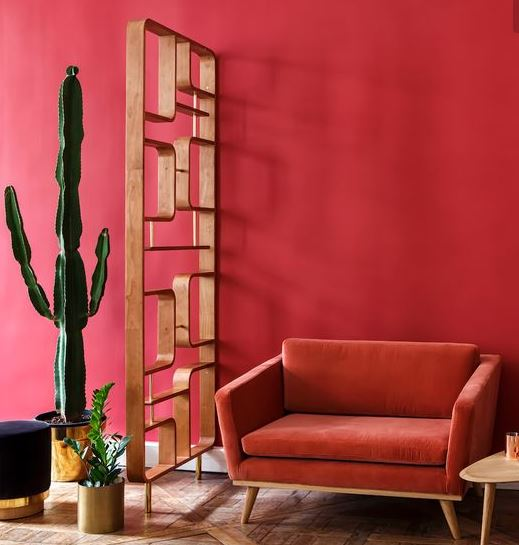 Le rouge dans votre interieur mlaviedeco for Interieur rouge