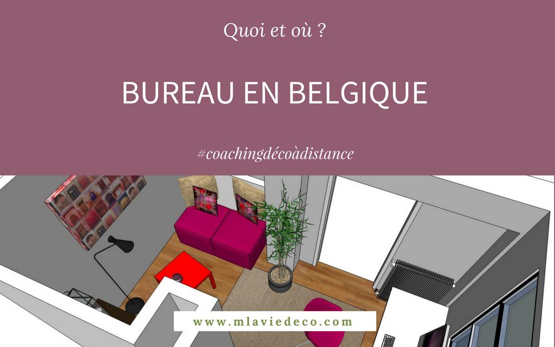 Bureau en Belgique
