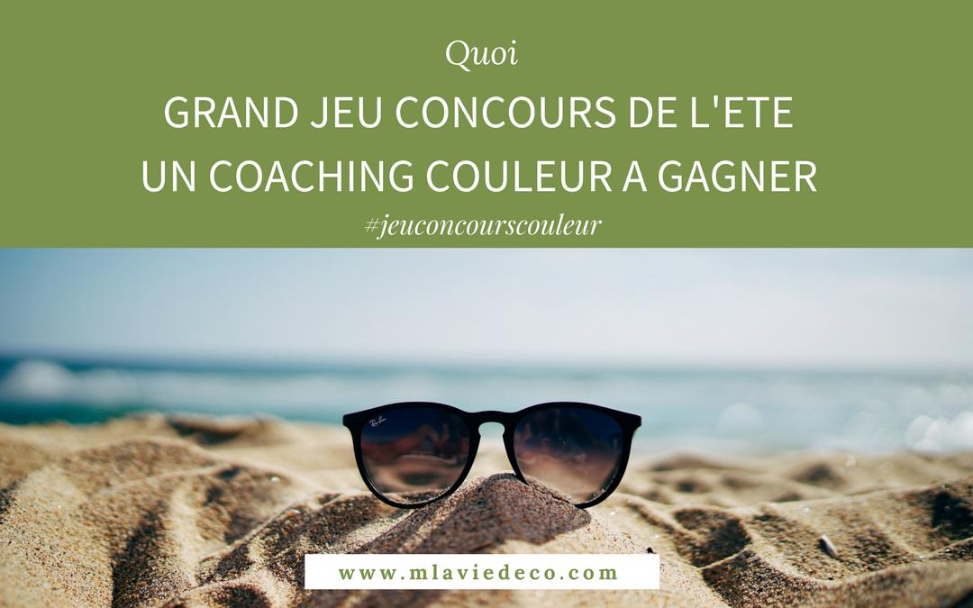 GRAND CONCOURS DE L'ETE