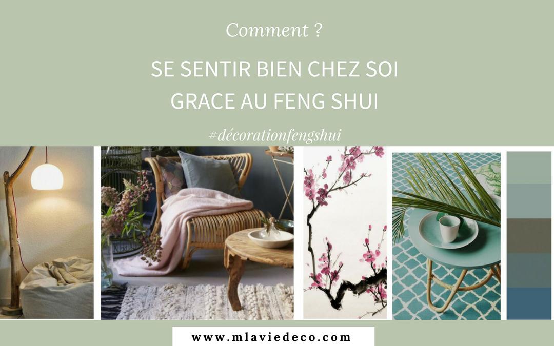 Une décoration feng shui pour votre intérieur