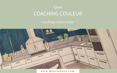 Coaching couleur pour une cuisine