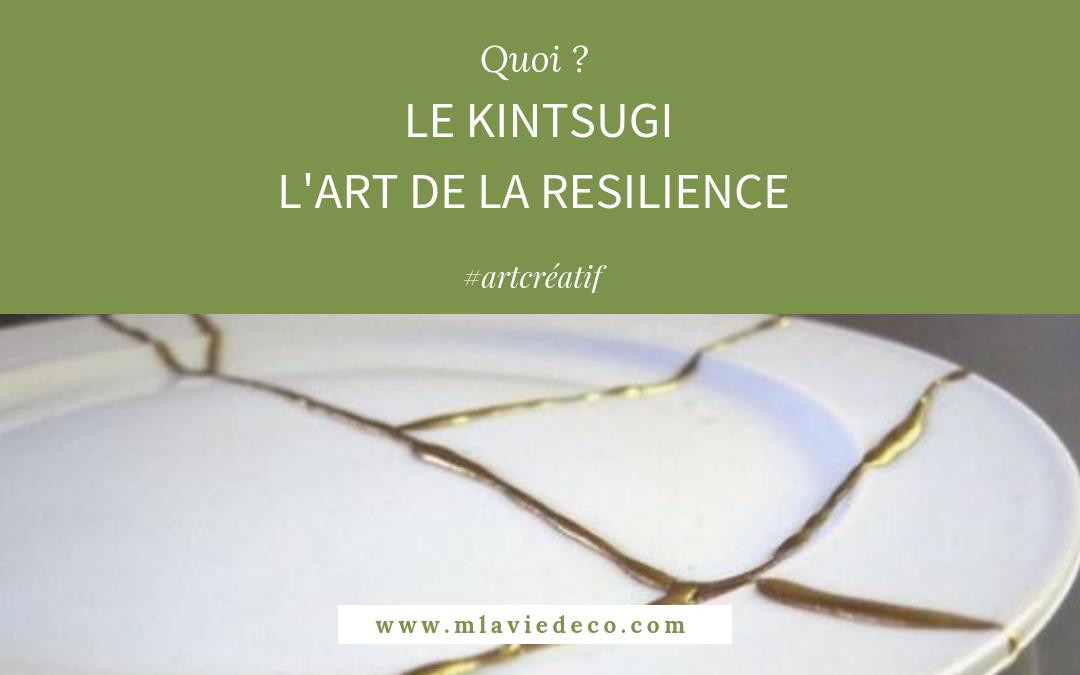 L'art du Kintsugi