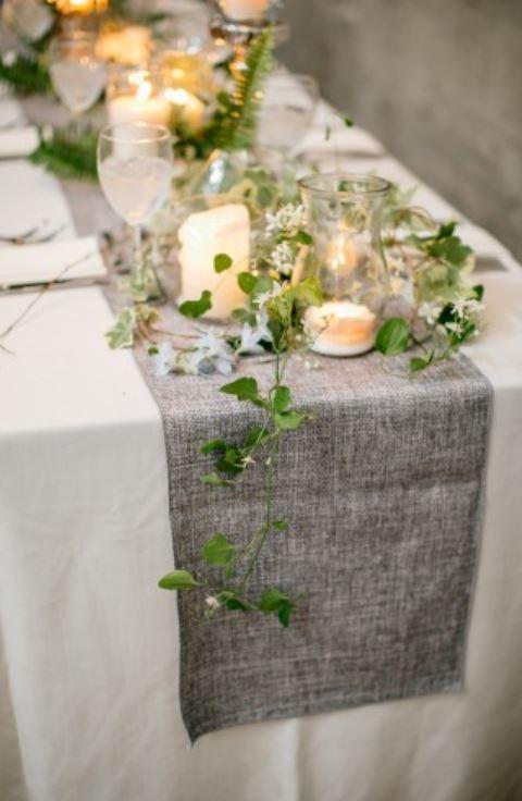 Mettre en scène la décoration de la table
