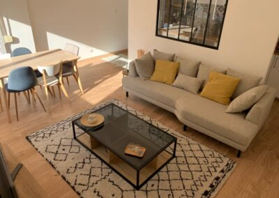 Agencement et décoration d'un appartement à CAVAILLON