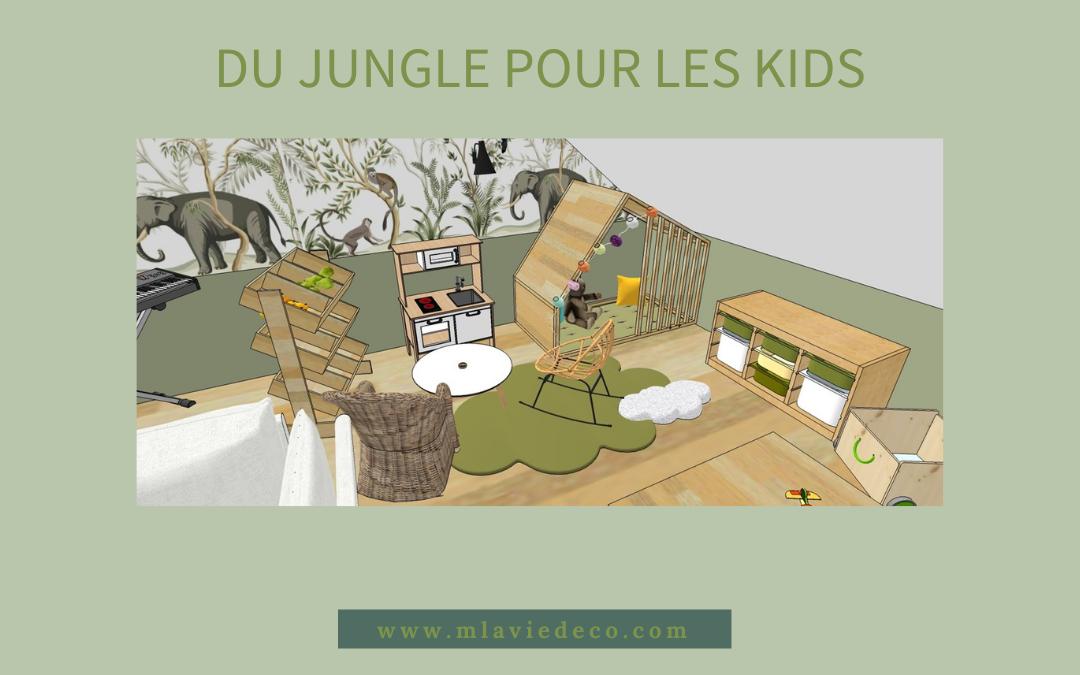 Du jungle pour les KIDS