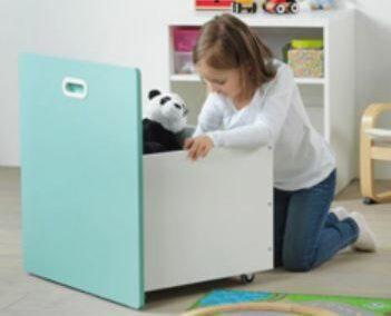 Rangement jouets de IKEA modèle STUVA